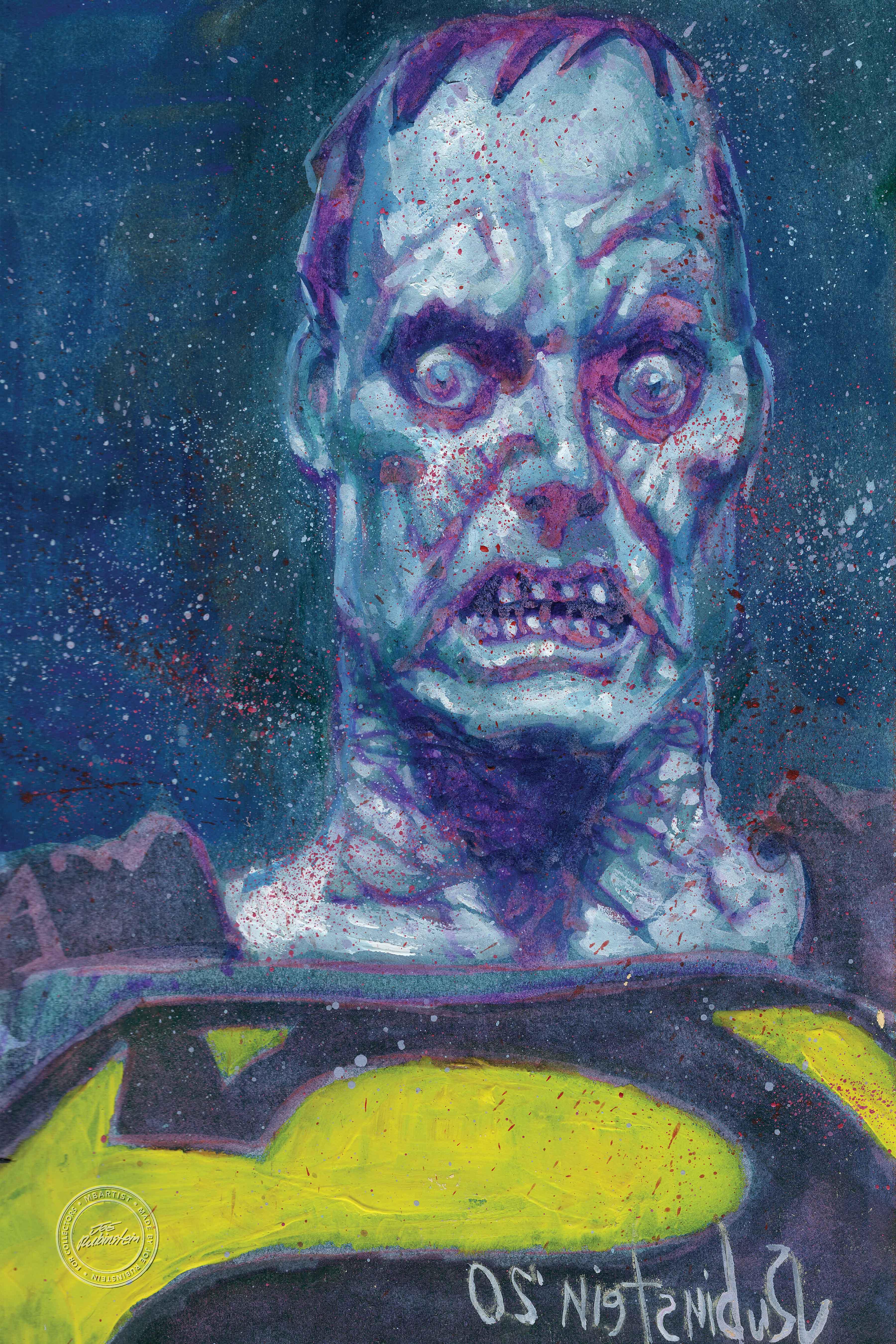SUPERMAN: BIZARRO, HAPPY, BIZARRO SAD