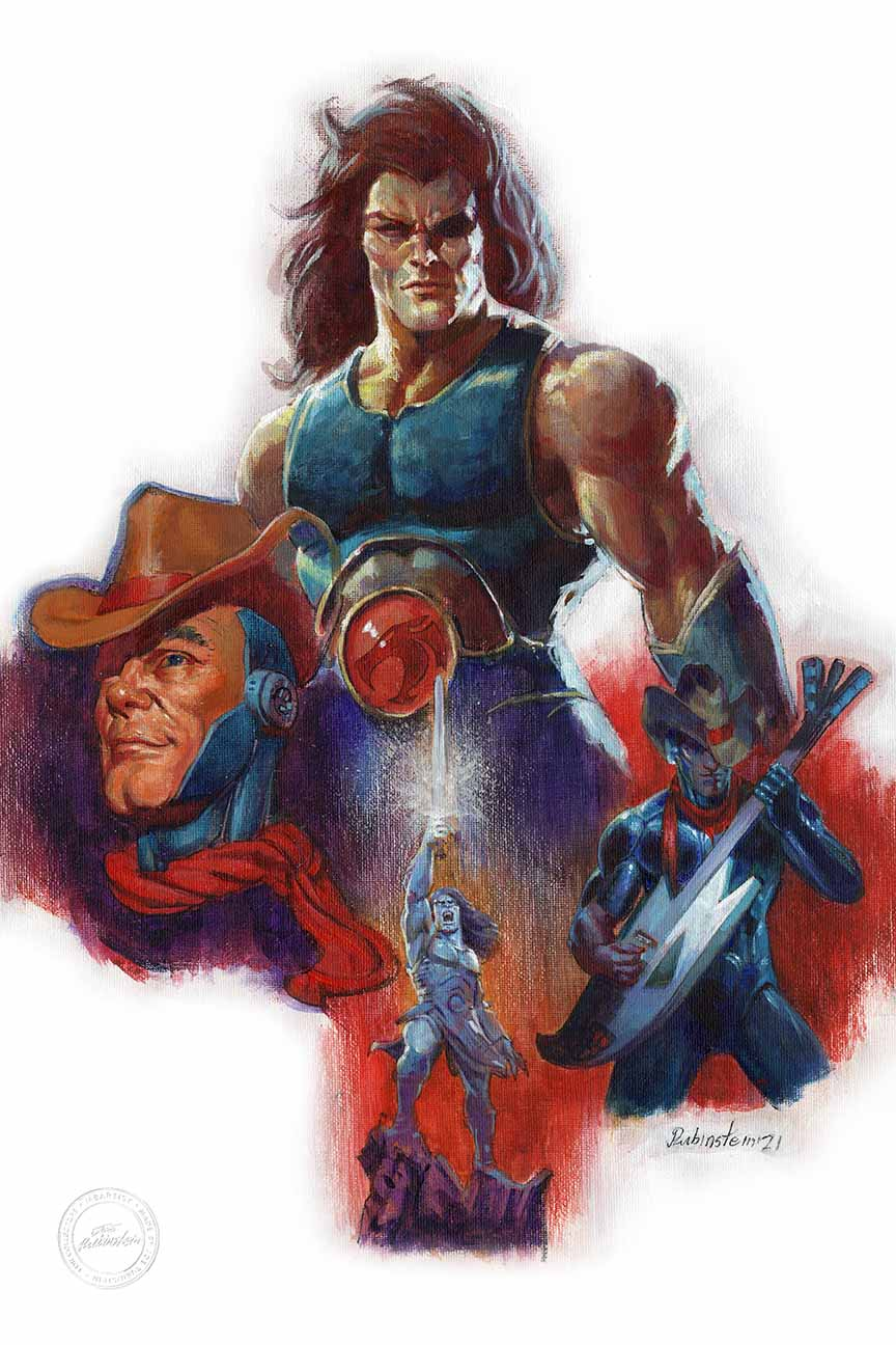 LION-O & BLUEGRASS: VOICES OF LARRY KENNEY
