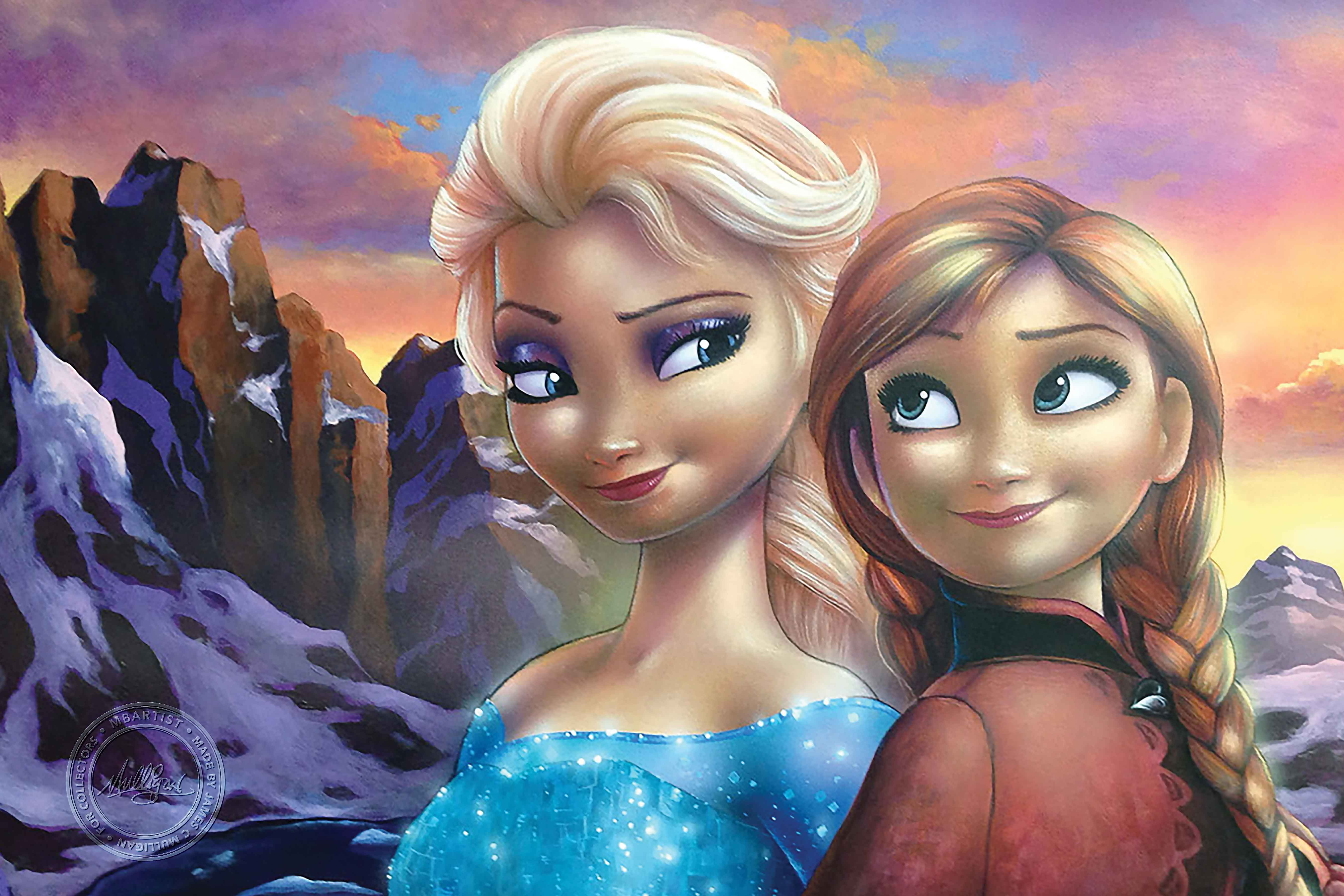 FROZEN: SISTERS OF ARENDELLE
